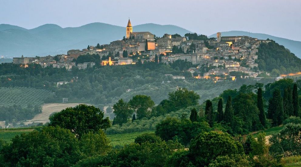 L'Umbria di Beverly Pepper