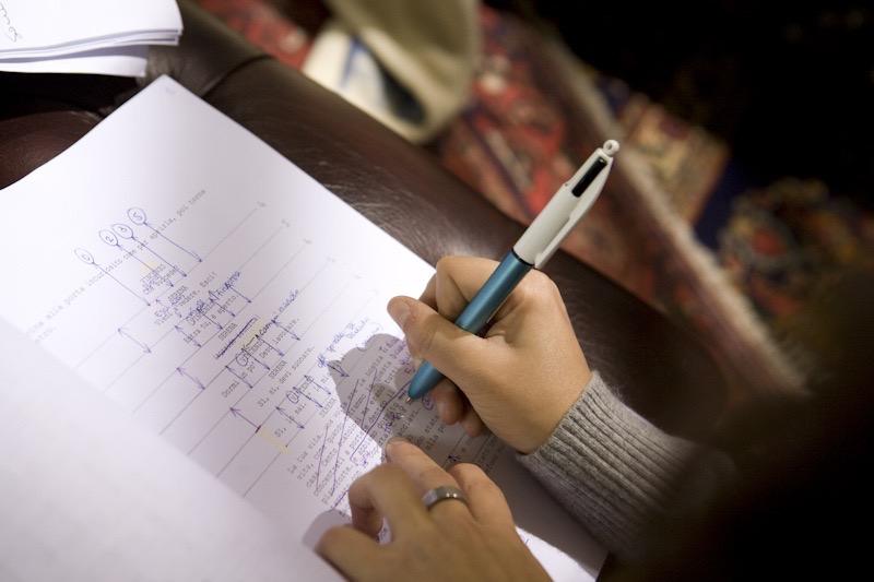 Scrittura e ideazione
